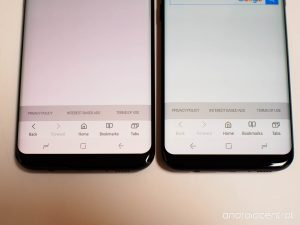 samsung s8 red tint issue
