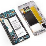 smartphone battery capacity