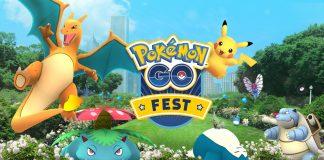 Huge Pokémon Go festivities