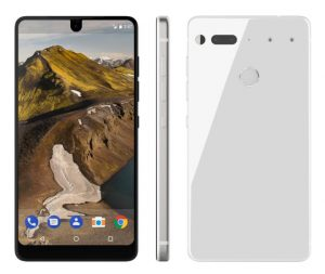 Reserve your essential phone