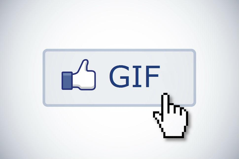Facebook Comments have GIFS option now