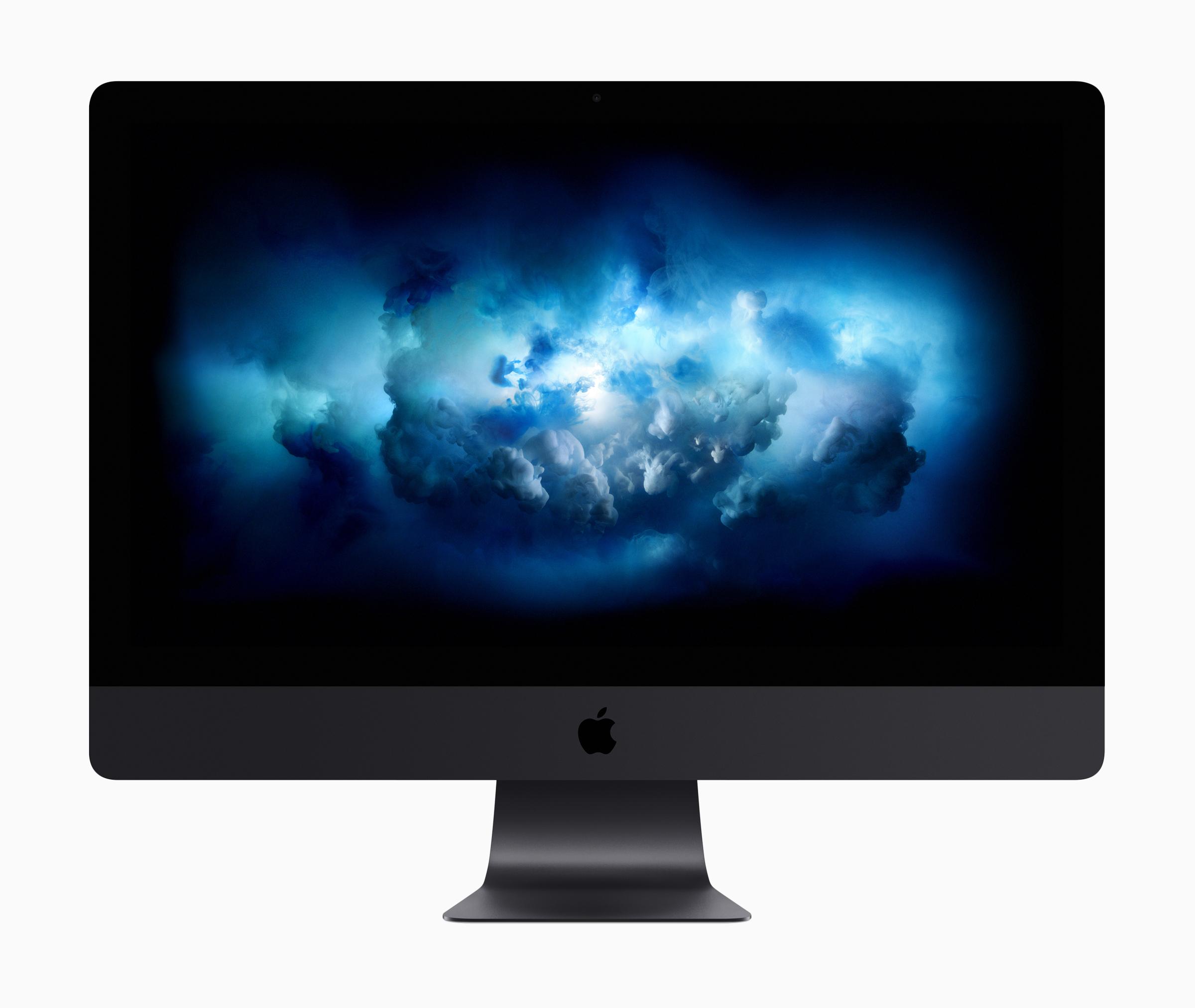 Upcoming iMac Pro