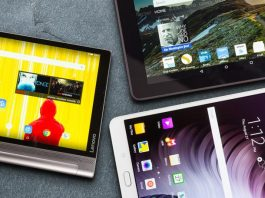 8-inch tablets