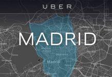 uber spain