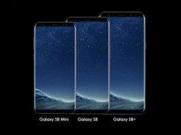 Samsung galaxy s8 mini