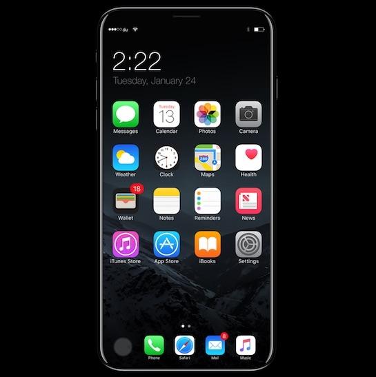 new iPhone