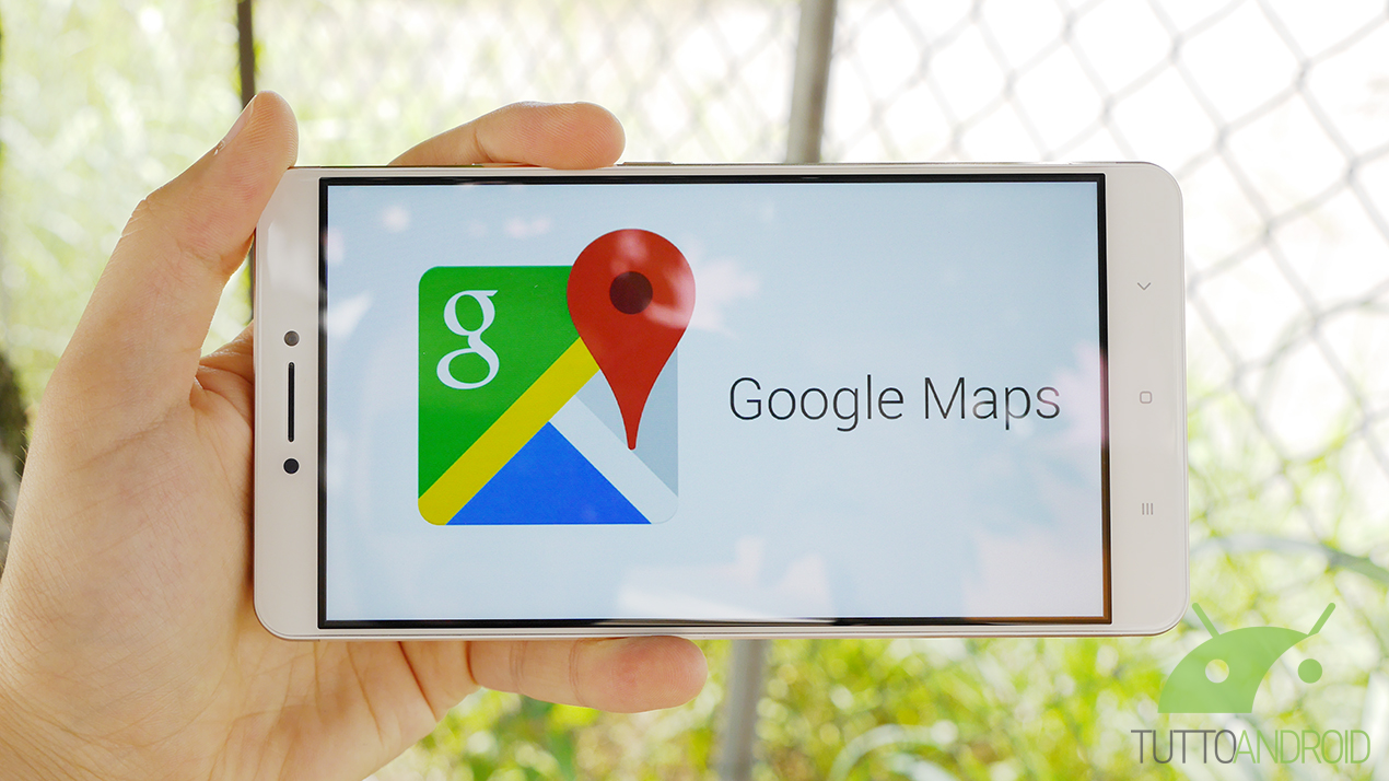 google maps video