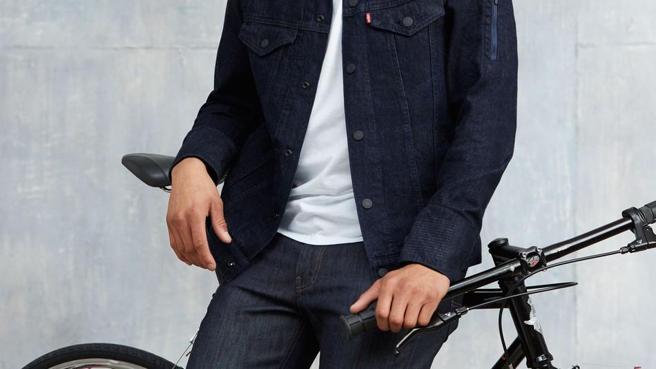 smart jacket levi's