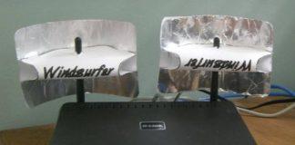 aluminum foil trick