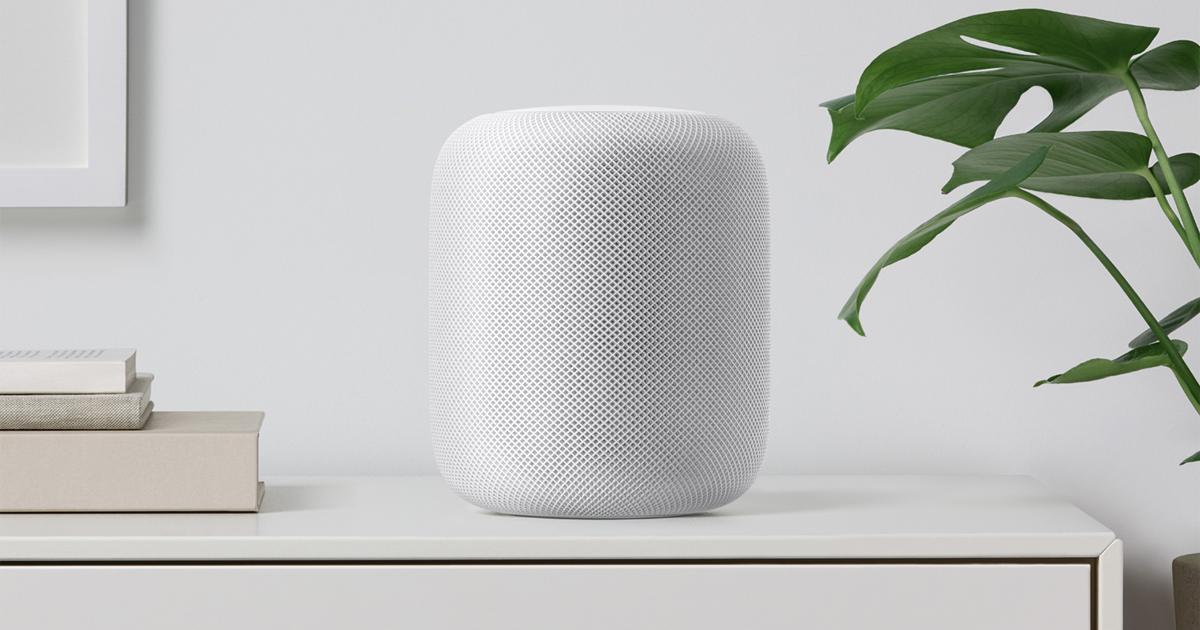apple homepod release