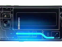 smartphones cooling systems