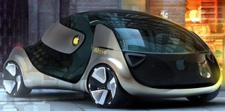 apple autonomous car