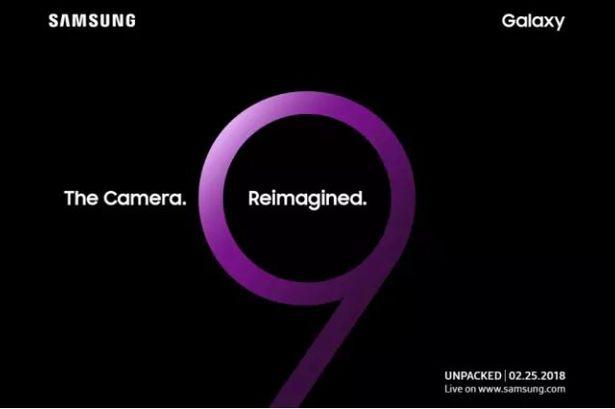 s9 intelligent scan