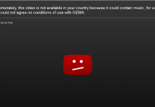 to report copyright infringement on YouTube Videos