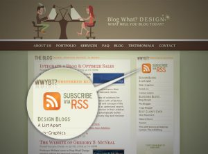 differences between blogs and websites