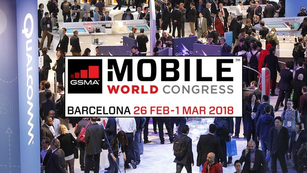 Top mobile phones MWC 2018