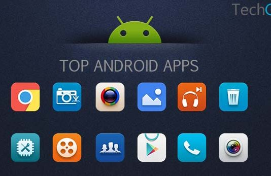 Top amazing Android Apps