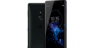 Xperia XZ2 complete details released