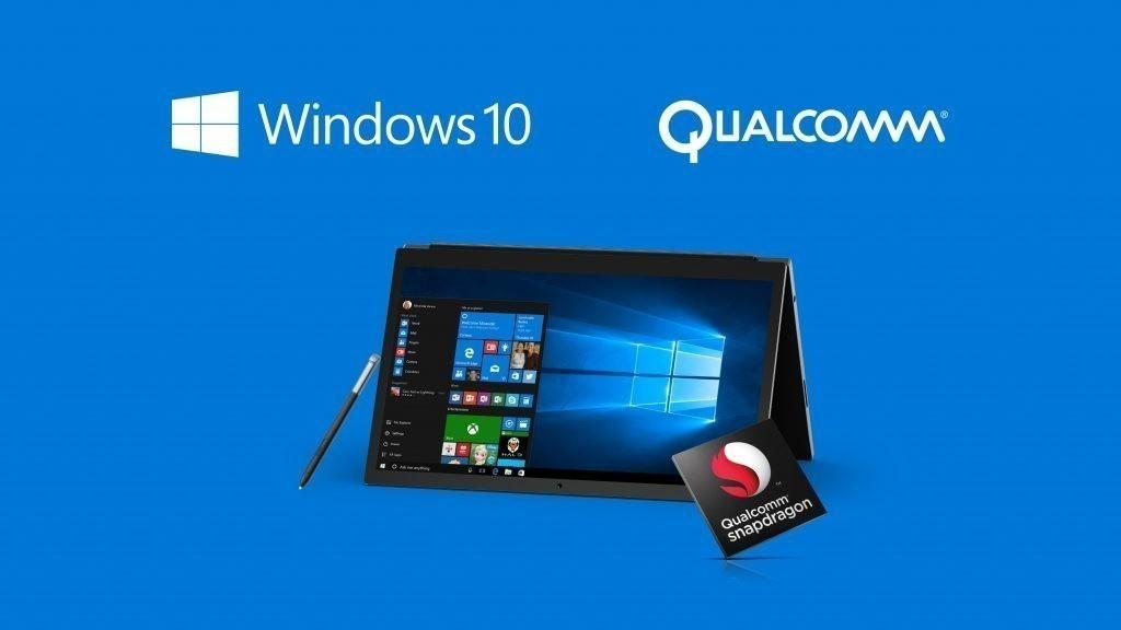snapdragon 845 windows