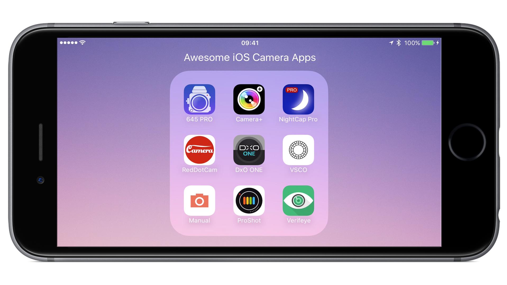 ios camera apps