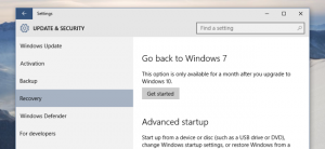 downgrade from Windows 10 to Windows 7 or 8.1