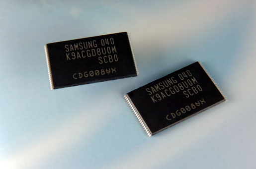 samsung nand flash