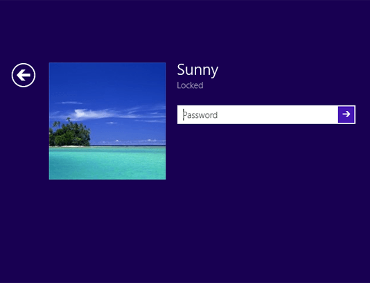 how to reset windows password