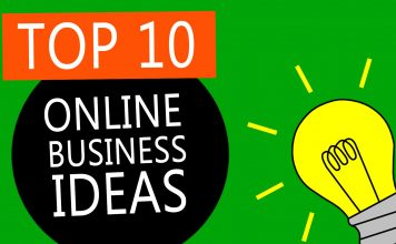 Top 10 online businesses you can start right now with minimum investment and start working