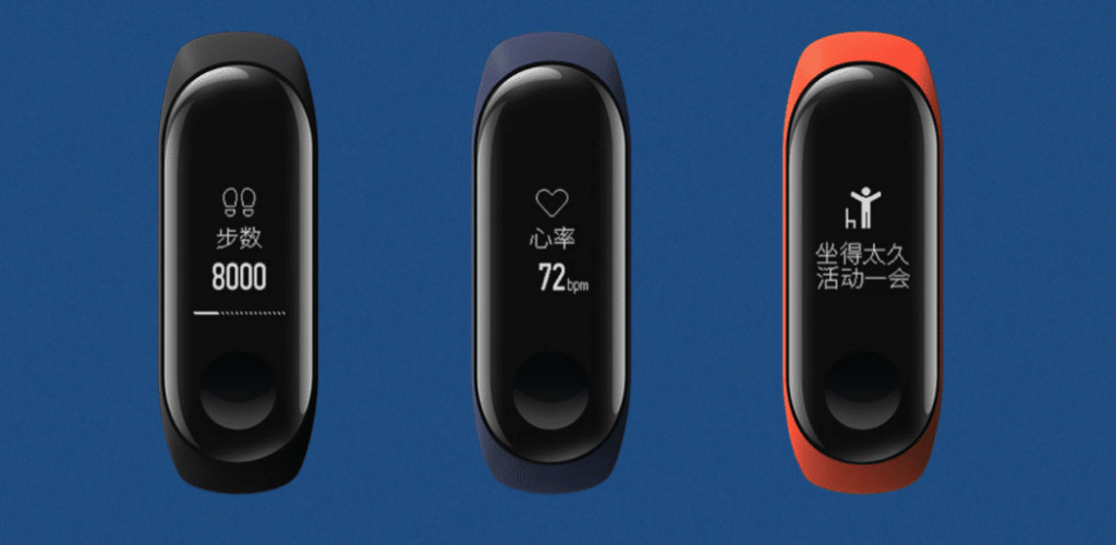 xiaomi mi band 3 review