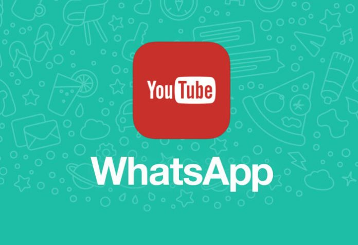 share youtube video on whatsapp