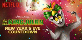 Fake New Year Countdown